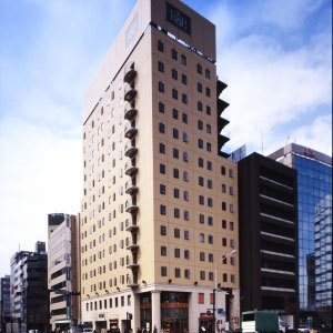 新横浜駅徒歩1分】R&Bホテル新横浜駅前